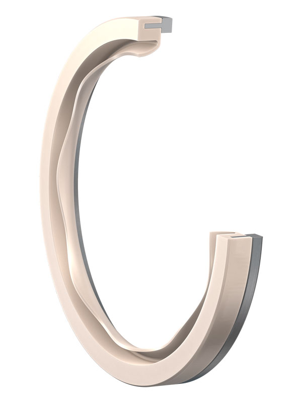 The Gerromatic radial shaft seal from Freudenberg features a wave-shaped sealing lip
